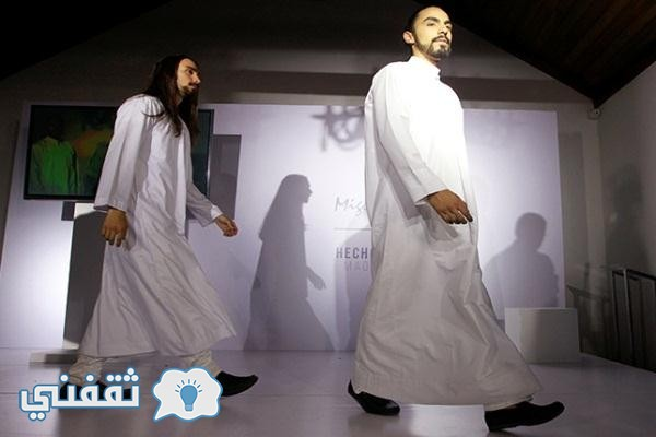 بالصور..تصميم ثوب سعودي مضاد للرصاص
