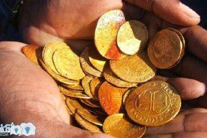العثور على كنز من الذهب في سفينة غارقة بناميبيا
