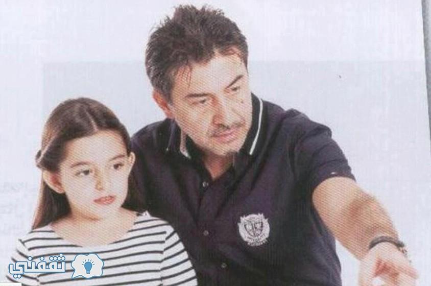 ليونا ابنة الفنان السوري عابد فهد