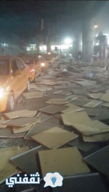 تفجير مطار اتاتورك بتركيا