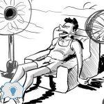 القضاء علي حر الصيف نهائياً والنوم بدون تكيف.. الإنتعاش وعدم الشعور بالحر طرق جديدة ومبتكرة وسهلة جداً