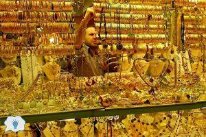 أسعار الذهب اليوم في مصر وفي محلات الصاغة