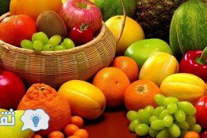 رجيم الفاكهة الذي يخلصك من الكرش