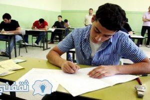 طالب يحاول التسلل للجنه امتحانه بعد حضوره متأخرا عن موعد الامتحان بساعة وإلقاء القبض عليه