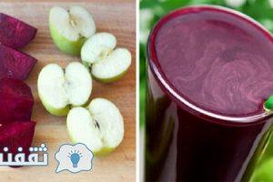 عصير منزلي رائع يخلص الجسم من السموم المتراكمة به نهائيا وينظف الكبد ويحميه