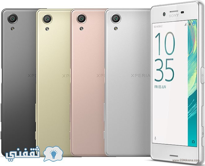 sony-xperia-x-colors