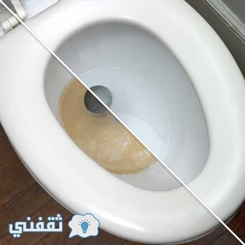 عجينة فعالة لتنظيف مصفاة الحمام والمرحاض بـ10 دقائق!