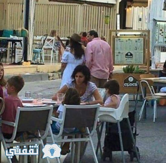 عمرو خالد وزوجته