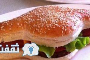 أسترالي يبتكر ساندوتش جديد باسم الهامدوج
