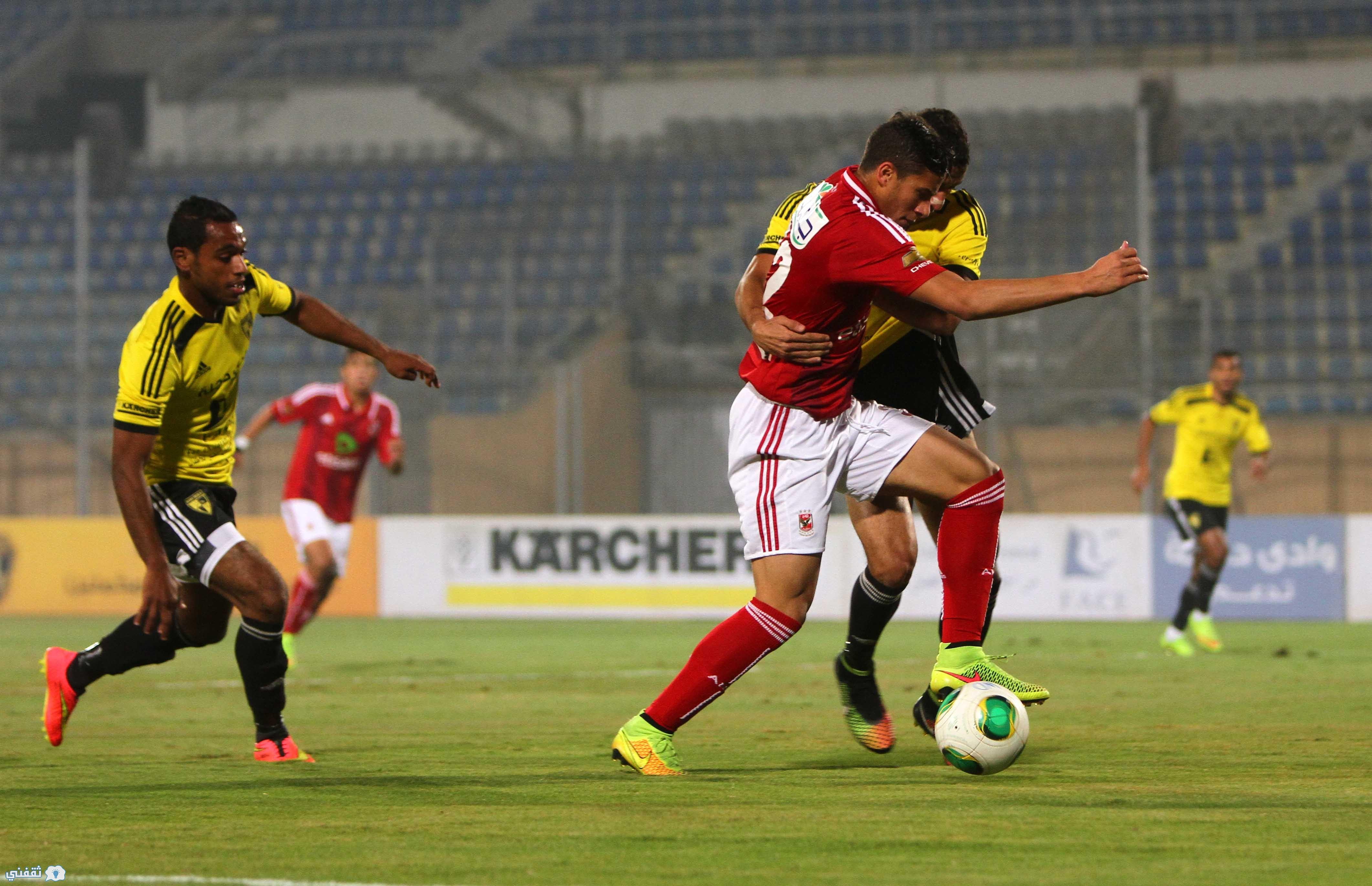 القنوات الناقلة لمباراة الأهلي ووادي دجلة بالجولة الـ 20 في الدوري المصري الممتاز