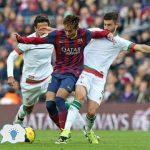 موعد مباراة برشلونة وغرناطة السبت 29-10-2016 في الدوري الأسباني وتوقيت اللقاء