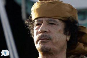 القذافي يتنبأ في تسجيل صوتي بمقتله