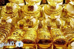 أسعار الذهب اليوم فى مصر الخميس 16 فبراير فى محلات الصاغة
