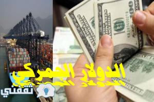 الدولار الجمركي : ما علاقة الدولار الجمركي بسعر الدولار في البنوك ؟-قرار بتثبيت سعر الدولار الجمركي فبراير القادم
