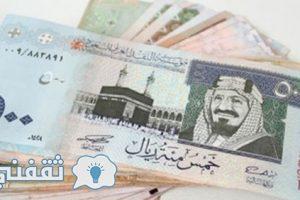 سعر الريال السعودي اليوم الأربعاء 18-1-2017 في مصر مقابل الجنيه فى البنوك