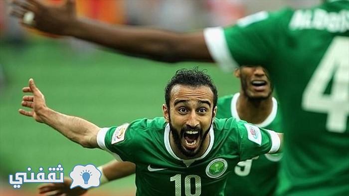 موعد مباراة السعودية واليابان القادمة غدًا الثلاثاء15 نوفمبر 2016 ضمن تصفيات نهائيات كاس العالم 2018 الأخضر قادم