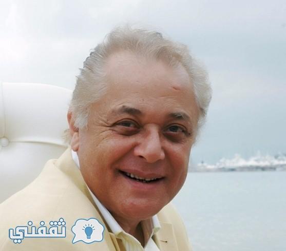 وفاه محمود عبد العزيز