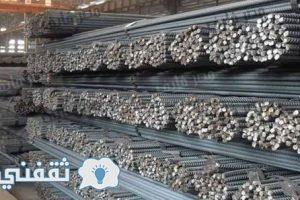 أسعار الحديد تشتعل وتسجل قفزة كبيرة غير متوقعة وزيادة جديدة تصل لـ1600 جنيه للطن لأول مرة.. تعرف على سعر الطن بعد الزيادة
