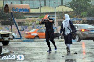 طقس مصر غدا الإثنين 23 يناير شديد البرودة مع بيان درجات الحرارة المتوقعة