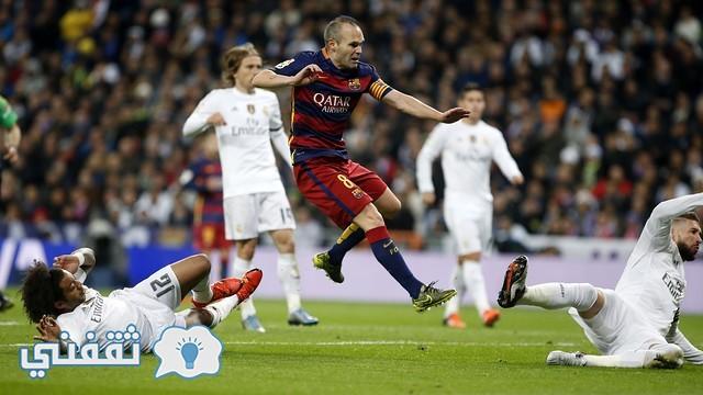 الكلاسيكو، برشلونة وريال مدريد