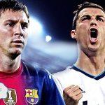 نتيجة مباراة برشلونة وريال مدريد اليوم الشوط الأول والثاني 23 أبريل 2017 – برشلونة يدك شباك الريال بثلاثية