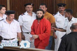 تعرف على المتهم الذي أعدمته مصر اليوم عادل حبارة