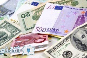 أسعار الدولار اليوم في البنوك المصرية مقابل الجنيه المصري