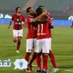 مباراة الأهلي وانبي اليوم والقنوات الناقلة في الدوري المصري الممتاز