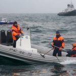 تحطم الطائرة الروسية في البحر الأسود والبحث عن جثث الضحايا