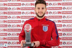 آدم لالانا وحصوله على جائزة أفضل لاعب إنجليزي لعام 2016
