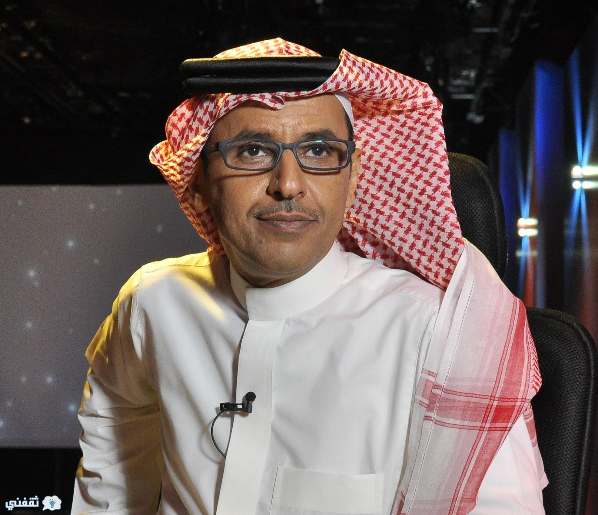 خبر تعيين الفنان عبدالله السناني مستشارا لوزير الإعلام خبر هز السعوديين