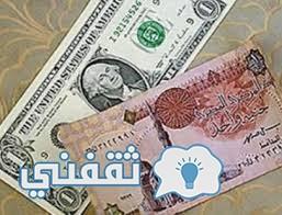 سعر الدولار اليوم أمام الجنيه المصري في البنوك
