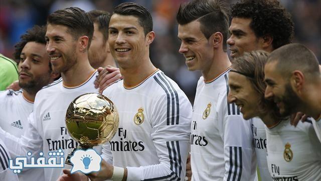 نتيجة مباراة ريال مدريد وريال بيتس