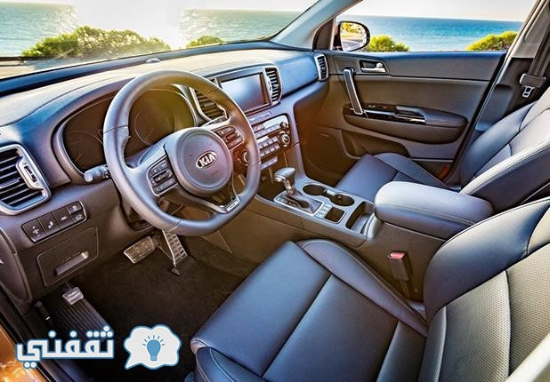 مواصفات وأسعار كيا سبورتاج 2017 بتصميم أوروبي وخيارات عديدة للمحرك