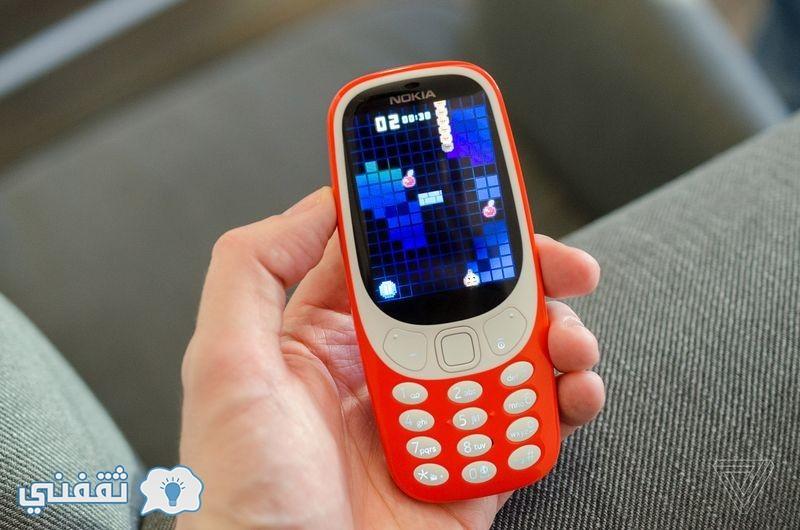 صور هاتف نوكيا 3310 الجديد