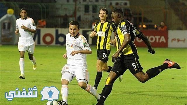 مباراة الاتحاد والشباب في دوري عبد اللطيف جميل 1438 هـ للمحترفين السعودية