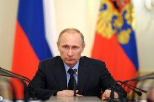 بوتين وبيان لإقالة 16 جنرالاً من كبار مسؤولي الأمن بالدولة
