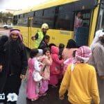 """""""الأرصاد"""" فشلت في التنبؤ بأمطار أبها.. وتردَّدت """"التعليم"""" في حماية طلابها في السعودية"""