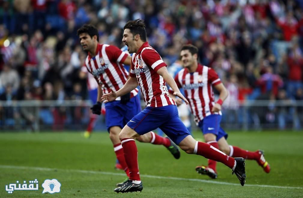 موعد مباراة أتلتيكو مدريد وأتلتيك بيلباو
