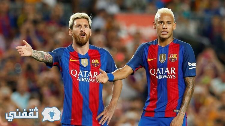 موعد مباريات برشلونة القادمة في الدوري الأسباني 2017 وموعد الكلاسيكو