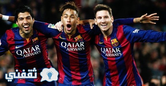 نتيجة مباراة برشلونة