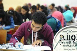 """شاومنيج بيغشش الثانوية العامة يتحدى التعليم ويقول""""النماذج هتكون معانا قبل الامتحان بيوم كامل"""