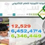بوابة سراج : الموقع الرسمي للبوابة الكويتية للتعليم الإلكتروني