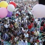 البحوث الفلكية تحدد موعد وفقة عيد الفطر المبارك وموعد صلاة العيد في جميع المحافظات