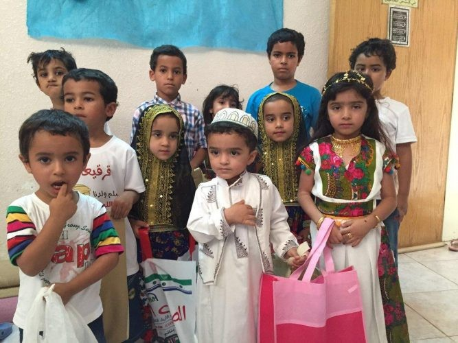 قرقيعان 2017 الكويت في رمضان