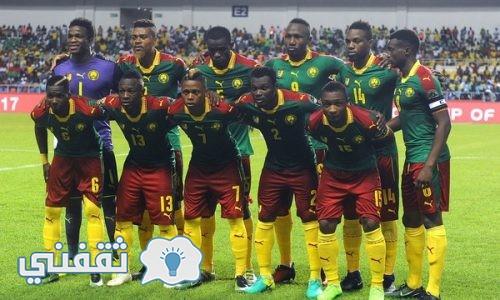 مباراة الكاميرون وأستراليا اليوم الخميس 22-6-2017 والقنوات الناقلة في كأس العالم القارات 2017 روسيا
