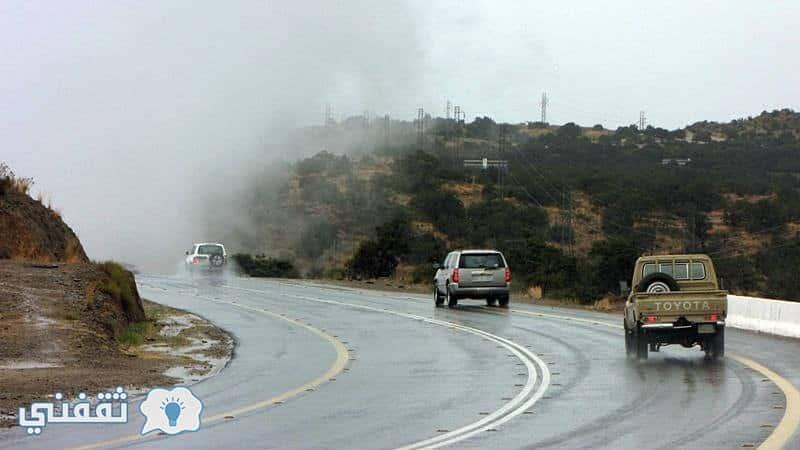 20828 1605 - الطقس : تحذير  قوي من هيئة الأرصاد الجوية من طقس الجمعة 5 يناير و سقوط أمطار غزيرة علي المحافظات التالية