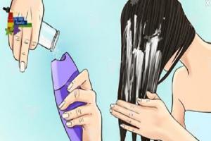 الفوائد المذهلة لاستخدام ملح الطعام لغسل الشعر