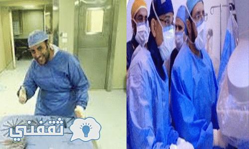 ما وجده هذا الطبيب داخل بطن المريض غريب جدا