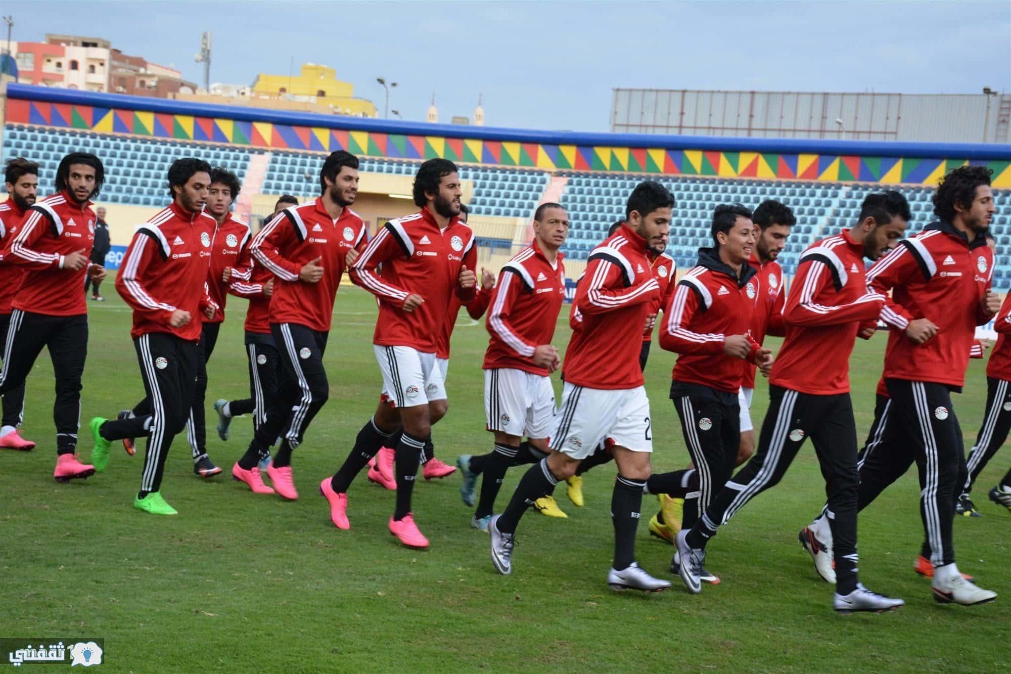 موعد مباراة مصر وأوغندا القادمة